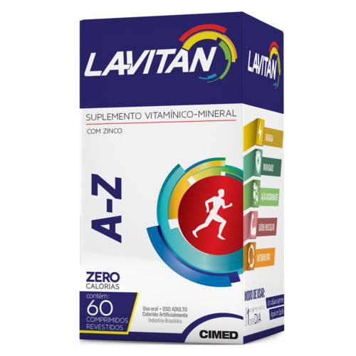 Lavitan A-z / 60 Capsulas Cimed