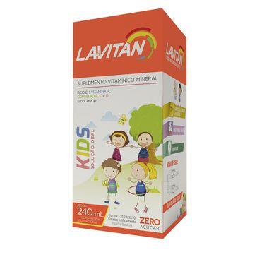 Lavitan Kids Cimed 240ml Solução
