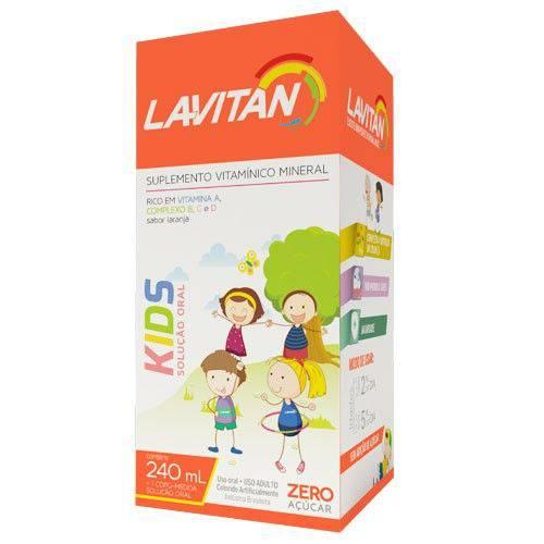 Lavitan Kids Solução Oral 240mL