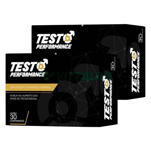 Lavitan Kit 2x Testo Performance 30 Comp