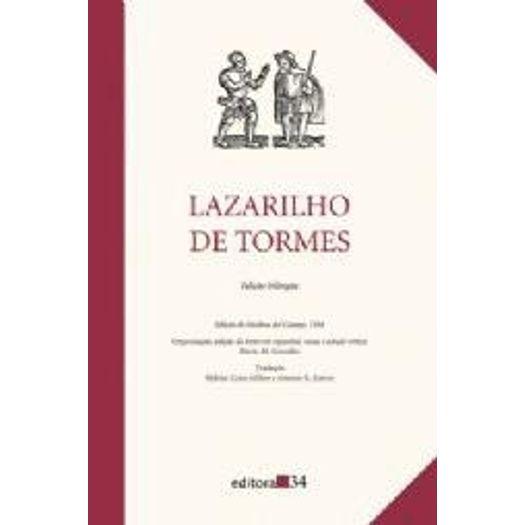Lazarilho de Tormes - Ed 34