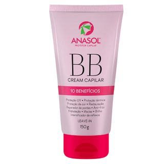 Leave-In - Anasol BB Cream Capilar 150g
