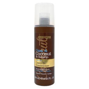 Leave-in Creightons Crème de Coconut & Keratin Condicionante 250ml