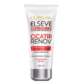 Leave-in L'Oréal Paris Elseve Cicatri Renov 50ml