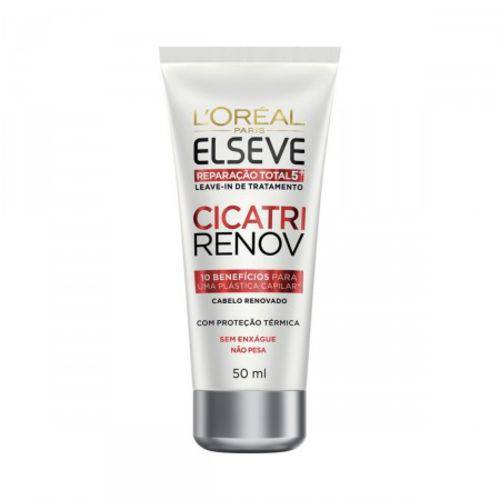 Leave In Reparador Cicatri Renov Elseve L'Oréal Paris 50Ml