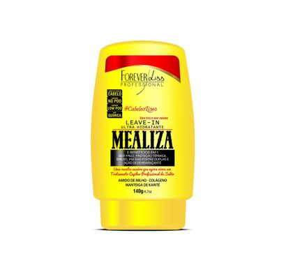 Leave-in Ultra Hidratante MeAliza 140g - Forever Liss