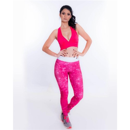 Legging Featured Fit Pink M