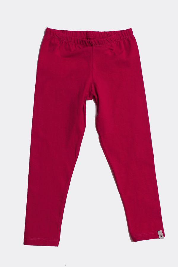 Legging Lisa 2 a 7 Anos - Bb Básico 6G - ROSA PINK