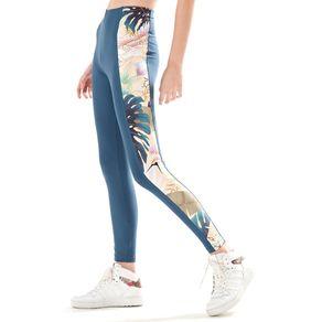 Legging Recorte Brisa Doce Est Brisa Doce_Maxi Fitness_Rosa Brisa @ - P