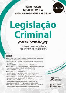 Legislação Criminal para Concursos - LECRIM (2018)