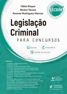 Legislação Criminal para Concursos (LECRIM) (2019)