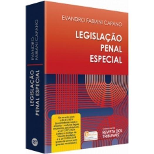 Legislacao Penal Especial - Rt