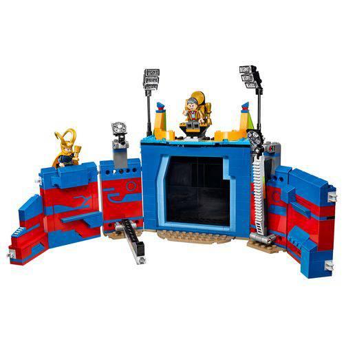 LEGO 76088 - Thor Ragnarok - Thor Vs Hulk Arena Clash -492Pç