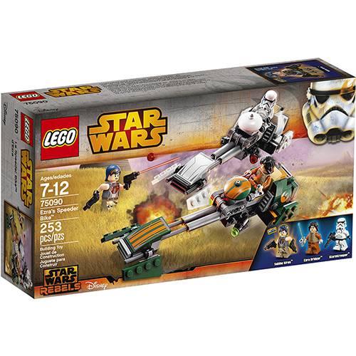 LEGO - a Speeder Bike de Ezra