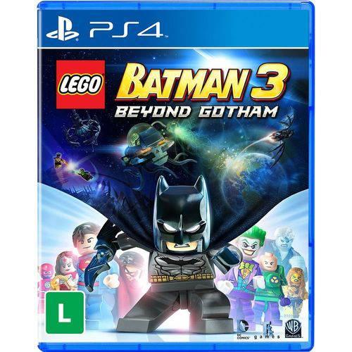 Lego Batman 3 BR - PS4