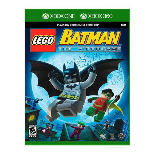 Lego Batman The Video Game - Xbox One / Xbox 360