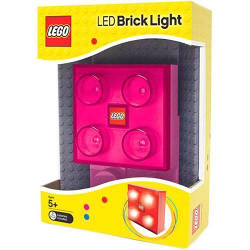 Lego Bloco Luminoso