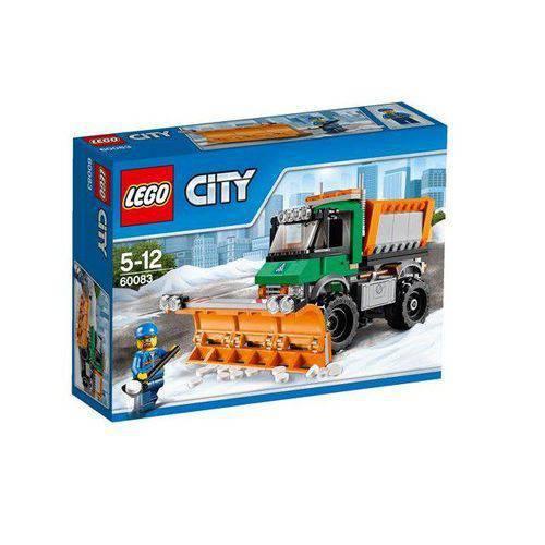 LEGO City 60222 - Limpa Neves