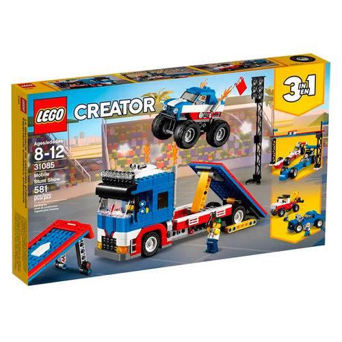 Lego Creator 31085 Espetáculo de Acrobacias Móvel - Lego