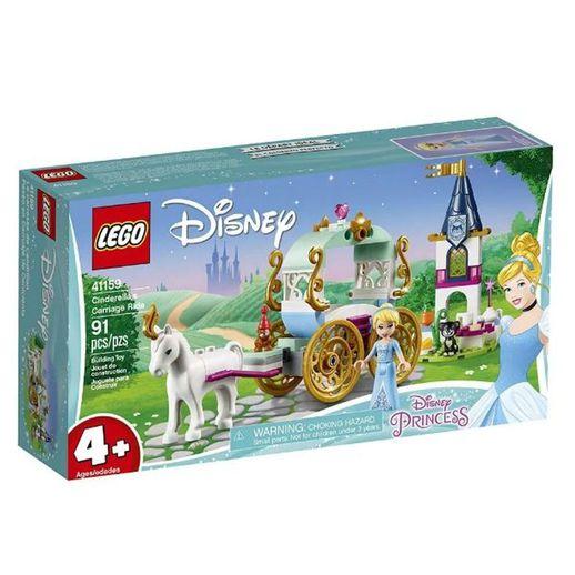Lego Disney 41159 o Passeio de Carruagem da Cinderela - Lego