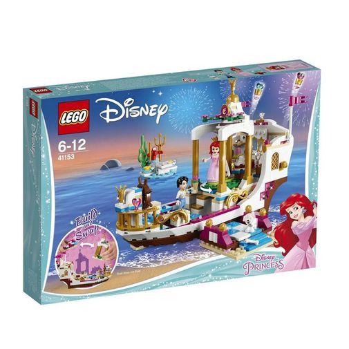 Lego Disney - Barco de Celebração Real da Ariel - 41153