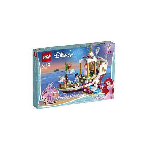 Lego Disney Barco de Celebracao Real da Ariel 380 Peças 41153