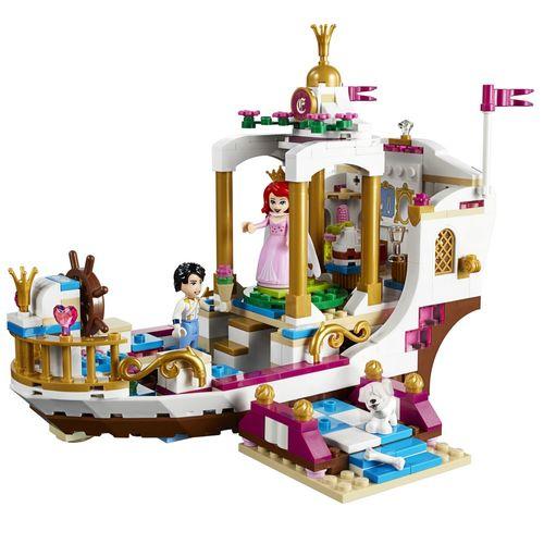LEGO Disney - Barco de Celebração Real da Ariel