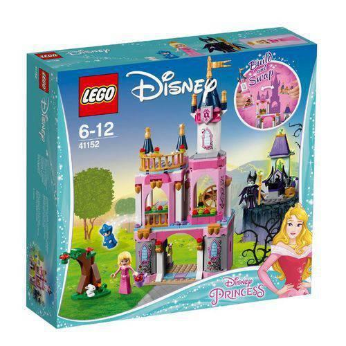 Lego Disney o Castelo do Conto de Fadas da Bela Adormecida 41152