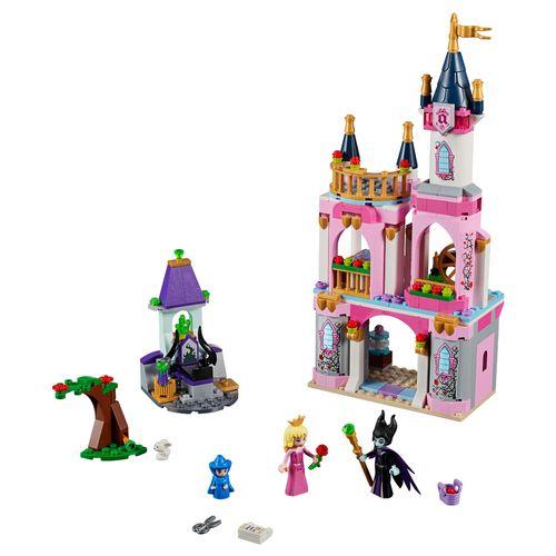 LEGO Disney - o Castelo do Conto de Fadas da Bela Adormecida