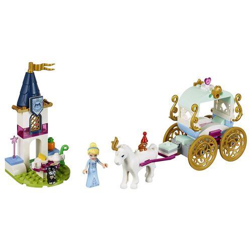 LEGO Disney - Passeio de Carruagem da Cinderela
