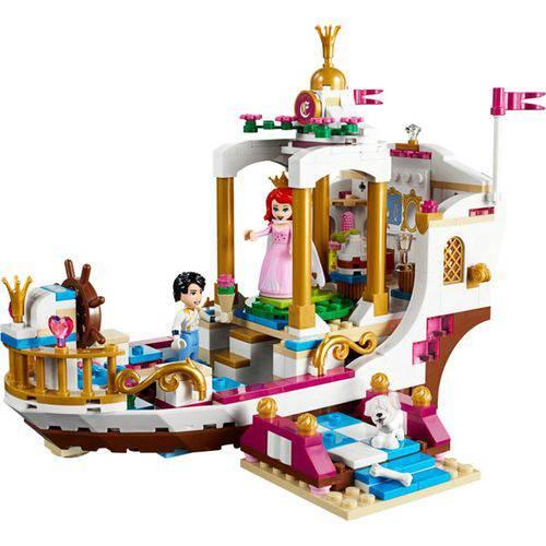 Lego Disney Princess - Barco de Celebração Real da Ariel 41153 - Lego