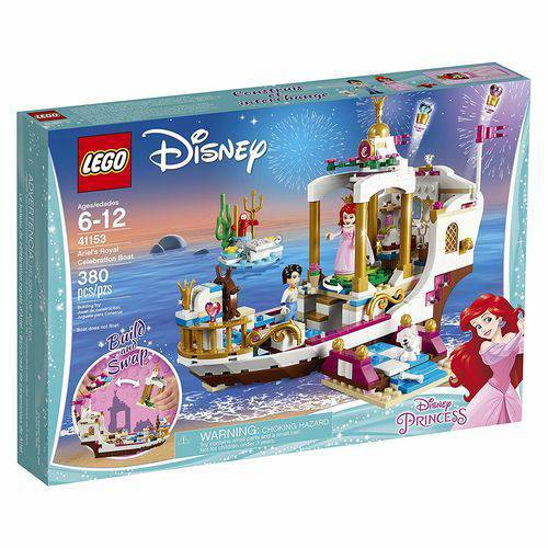 Lego Friends - Barco de Celebração Real da Ariel - 41153