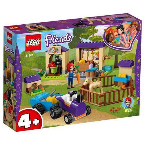 Lego Friends Estabulo do Potro da Mia 41361