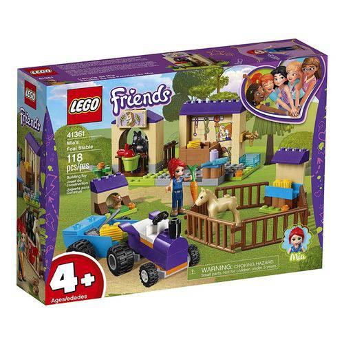 Lego Friends - Estábulo do Potro da Mia 41361