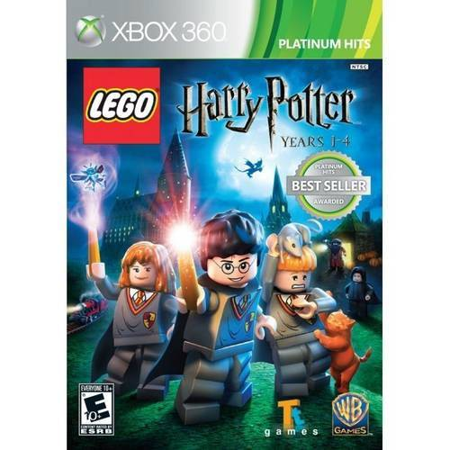 Lego Harry Potter 1-4 - Xbox 360