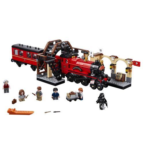 LEGO Harry Potter - o Expresso de Hogwarts