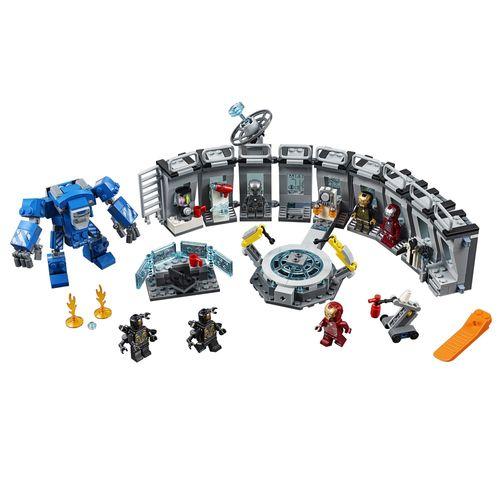LEGO Marvel Super Heroes - Homem de Ferro: Salão de Armaduras