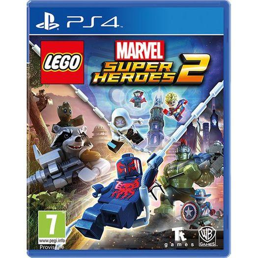 Lego Marvel - Super Heroes 2 - Ps4
