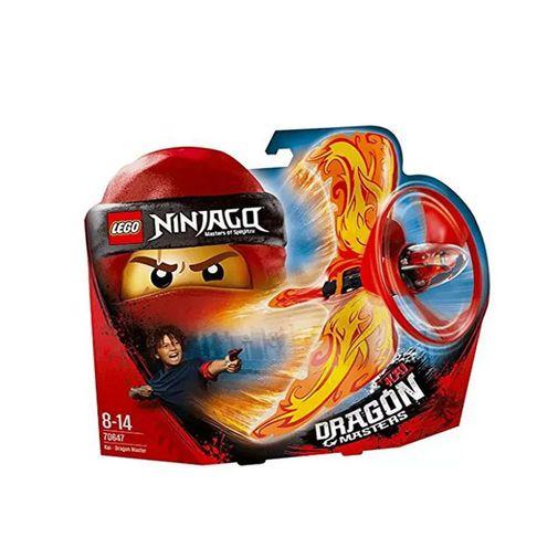Lego Ninjago - Kai: Mestre Dragão - 70647