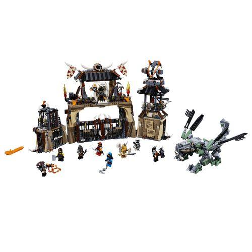 LEGO Ninjago - Poço do Dragão