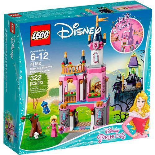 Lego - o Castelo do Conto de Fadas da Bela Adormecida 41152 - LEGO