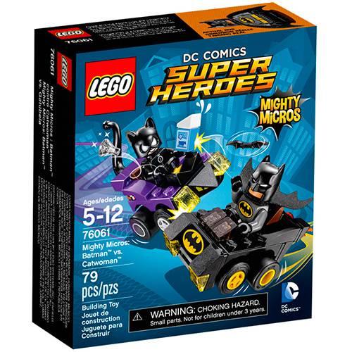LEGO - Poderosos Micros: Batman Contra Mulher-Gato