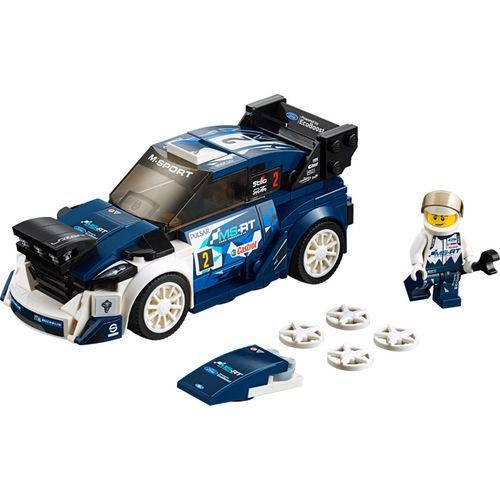 Lego Speed Champions - Ford Fiesta M-sport Wrc - 75885