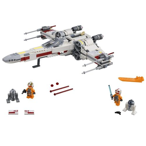 LEGO Star Wars - a Nave X-Wing
