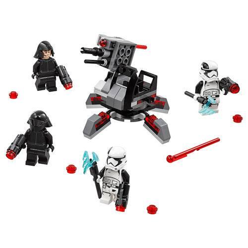 Lego Star Wars - Conjunto de Combate Especialistas da Primeira Ordem