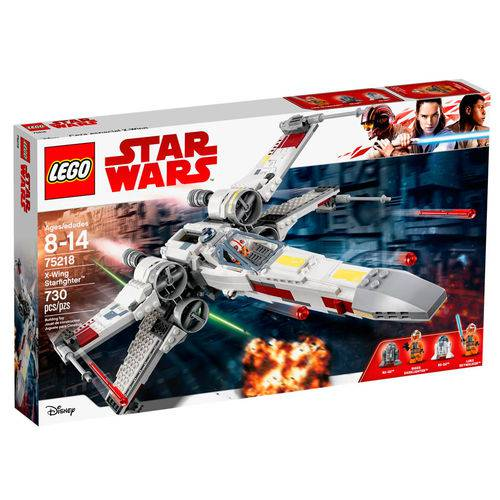 Lego Star Wars - Disney - Star Wars - X-wing Starfighter - 75218