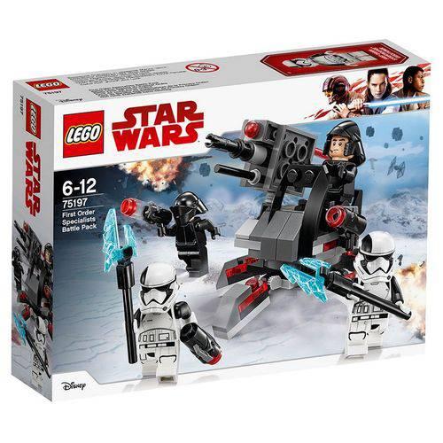 LEGO Star Wars Pack Especialistas da Primeira Ordem 75197