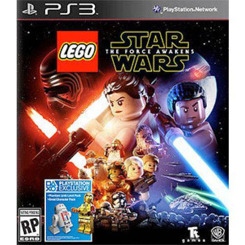 LEGO Star Wars. The Force Awakens Ps3