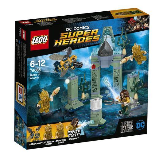 Lego Super Heroes 76085 Combate de Atlantis - Lego