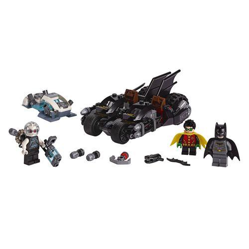 LEGO Super Heroes DC Comics - BatCiclo: Batalha com Senhor Frio
